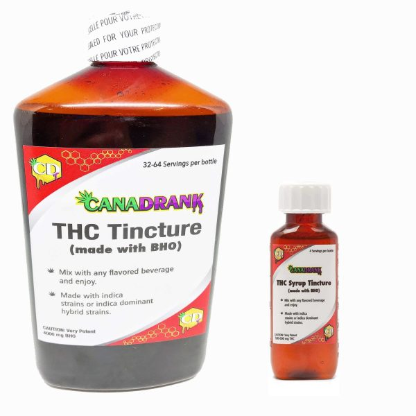 Buy CanaDrank Online – Thc Syrup