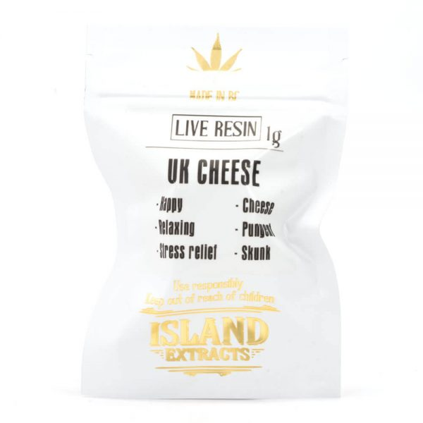UK Cheese Live Resin