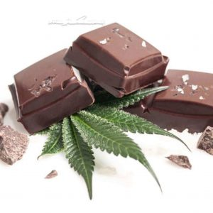 Buy High THC Chocolate Bars Worldwide